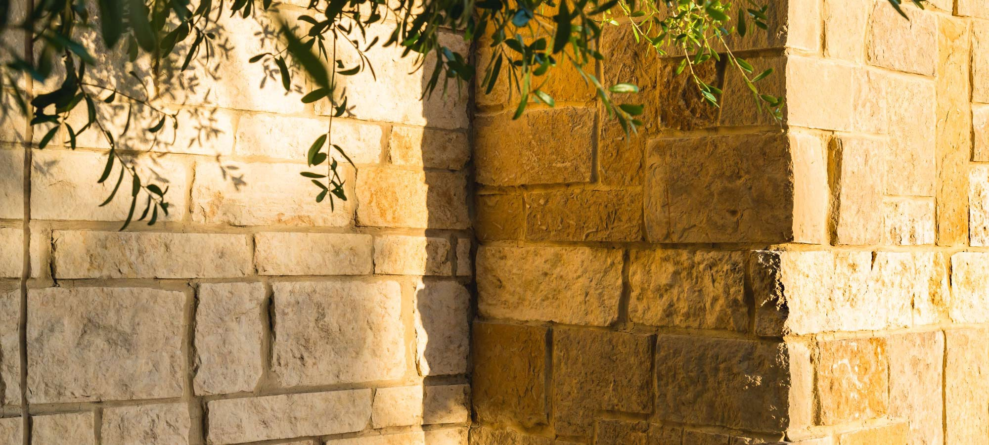 Lueders & Texas Limestone & Sandstone | Thin Stone Veneer - Salado